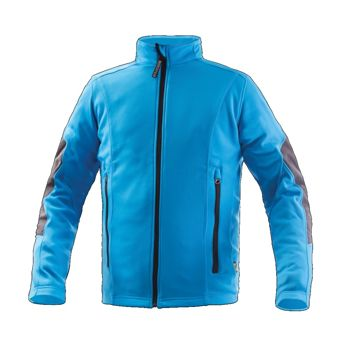 Softshell ENERGIAPURA GARDENA TURQUOISE COLOR - 2020/21